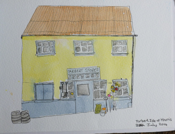 Tarbert Stores, Isle of Harris