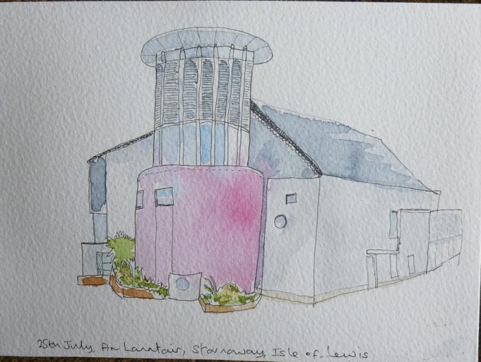 An Lanntair, Stornoway, Isle of Lewis